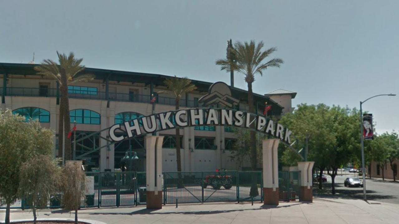 Chukchansi Park Fresno minor league baseball.png
