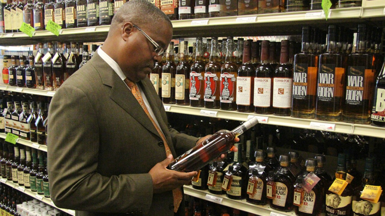 Raising spirits: ABC finalizes price increase of liquorbottles