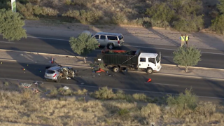 Worker hit and killed near Cave Creek Road and Dynamite Boulevard