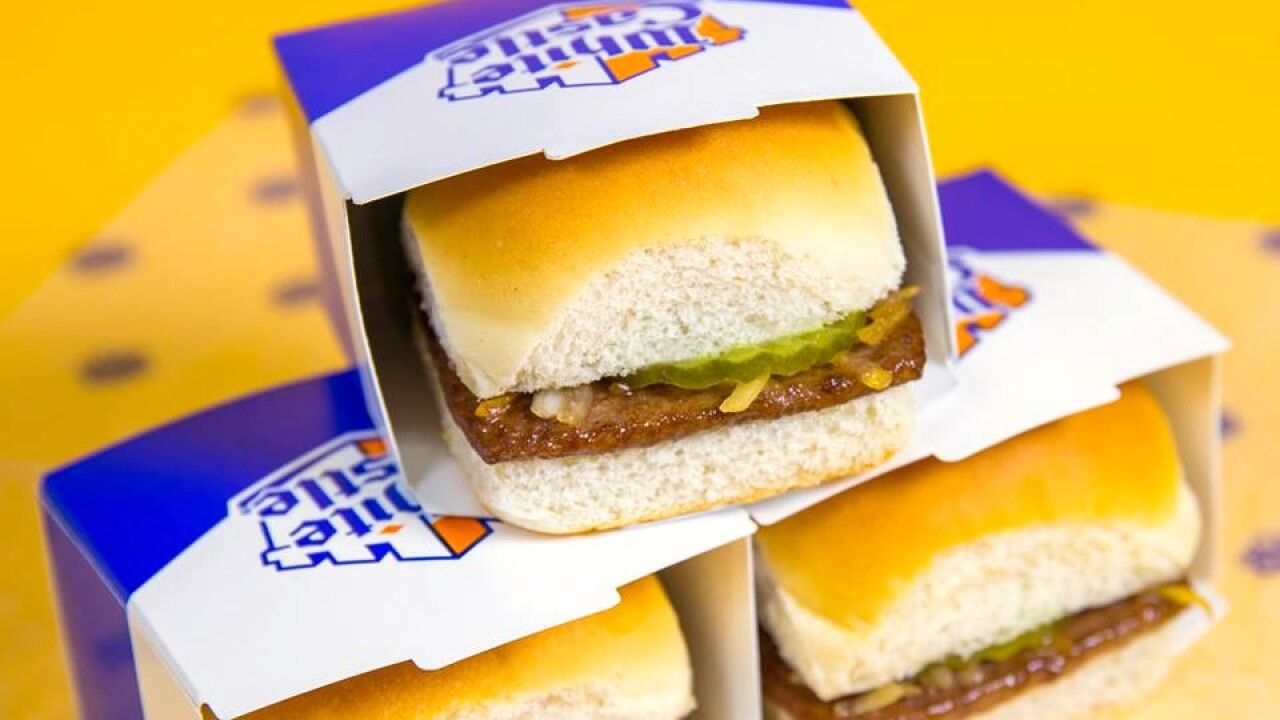 White Castle Opening 4th Location In Las Vegas Valley
