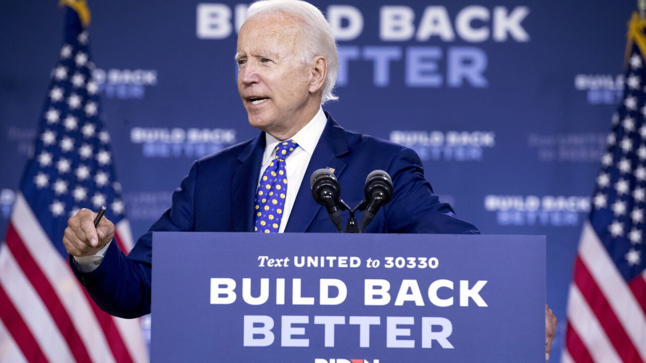 Biden expected to reveal VP pick next week