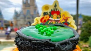 Disney World Has A 'Hocus Pocus' Cupcake That Has So Many Details