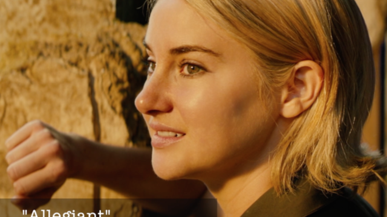 Movie review: 'Allegiant' is well-paced but predictable teen action