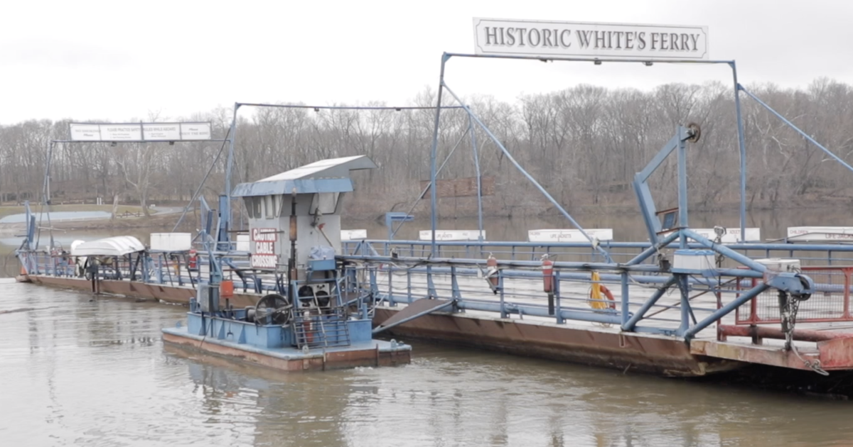 Businessman purchases historic Potomac ferry operation