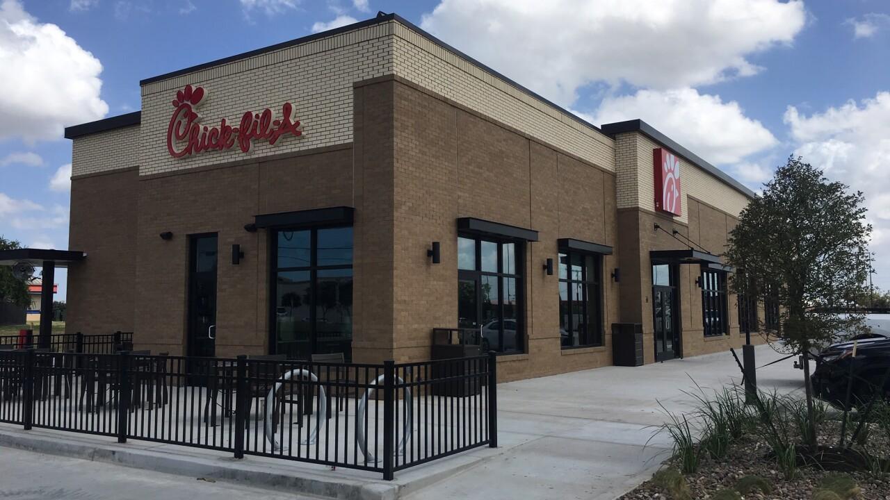 Chick-fil-A to open Calallen restaurant next week