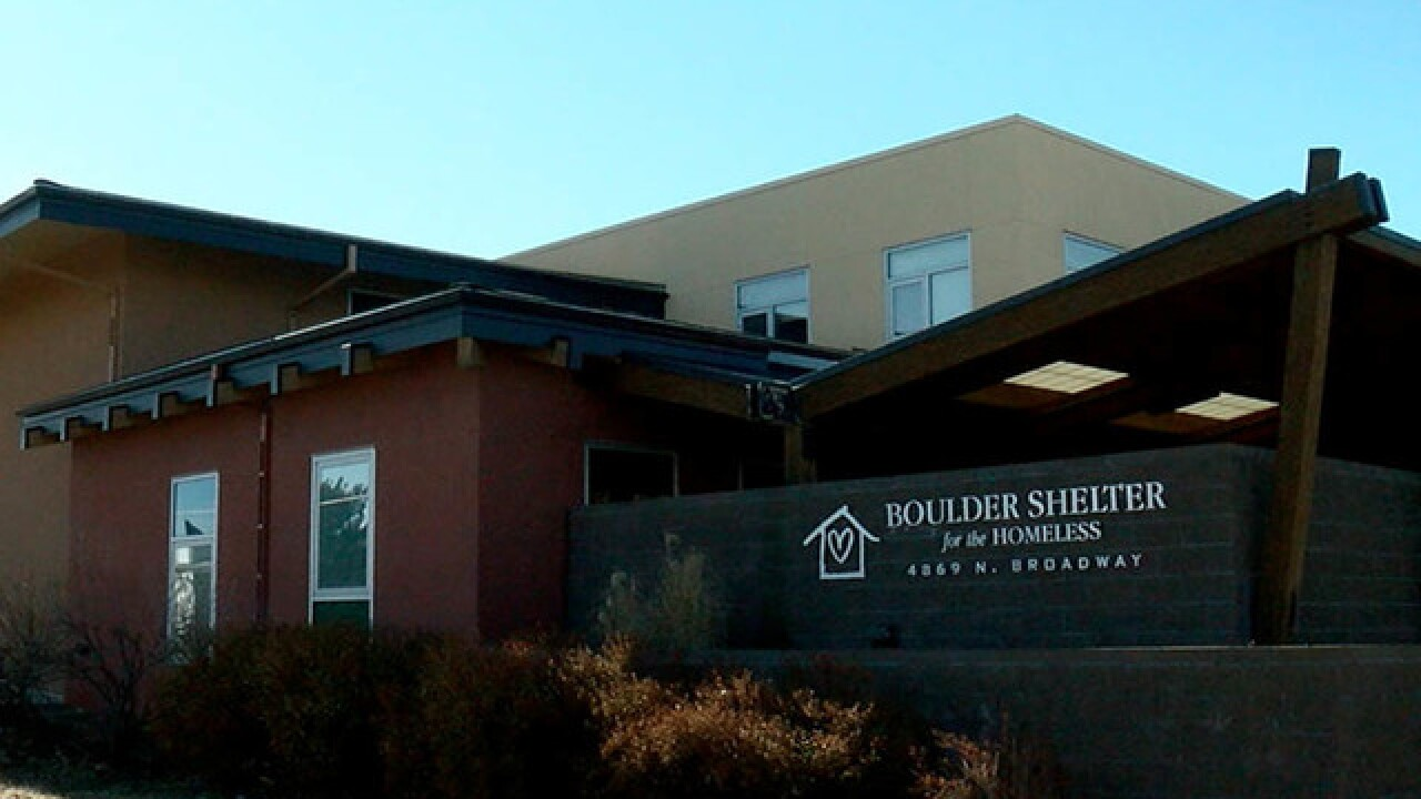 Scammer hits city of Boulder, steals $18,000 from homeless shelter