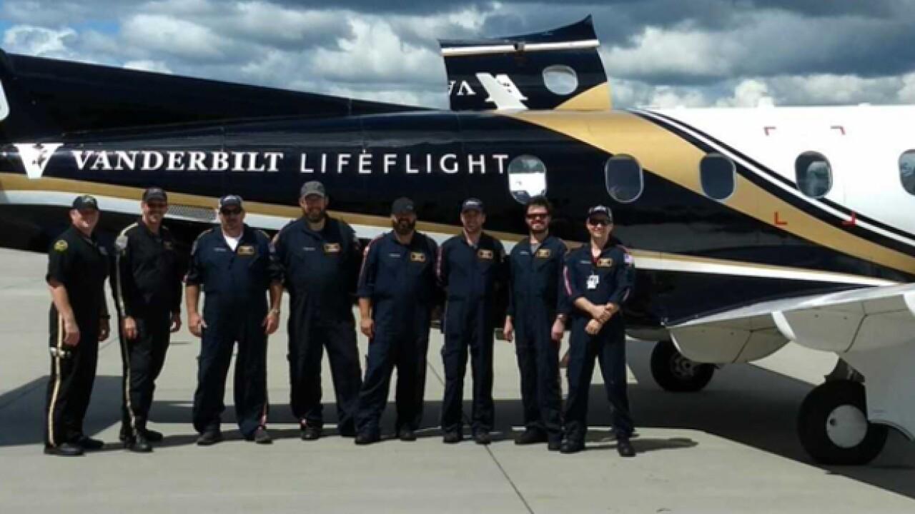 LifeFlight Helps Fly Hurricane Hospital Evacuees