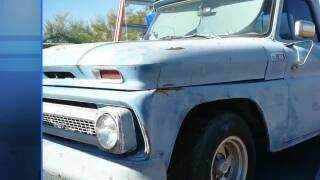 Tucson man dropped off his classic truck at a body shop three years ago for restoration; he's still waiting to get it back