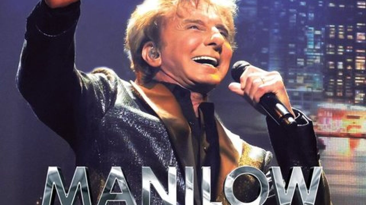 Barry Manilow cancels opening weekend at Westgate