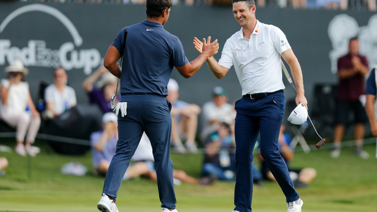 Justin Rose 20 under at Colonial for 3-stroke win over Koepka