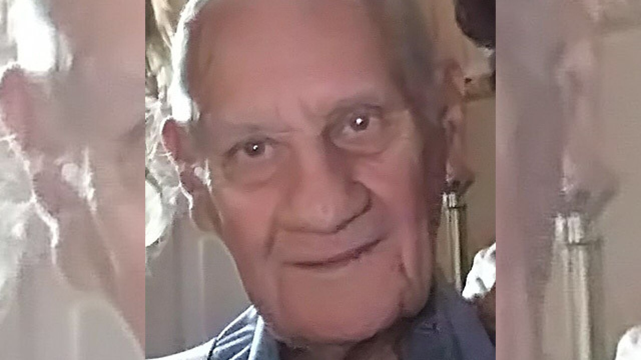 Missing 89-year-old man found dead