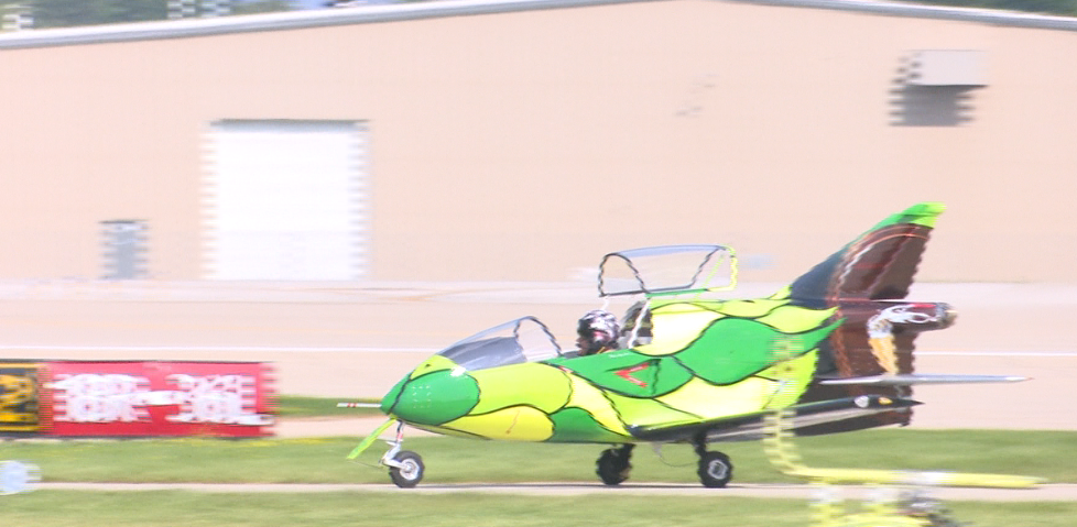 As EAA Airventure wraps up, officials say it was 'A huge, huge success'