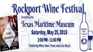 Over 100 varieties of wine at the 23rd annual Rockport Wine Fest
