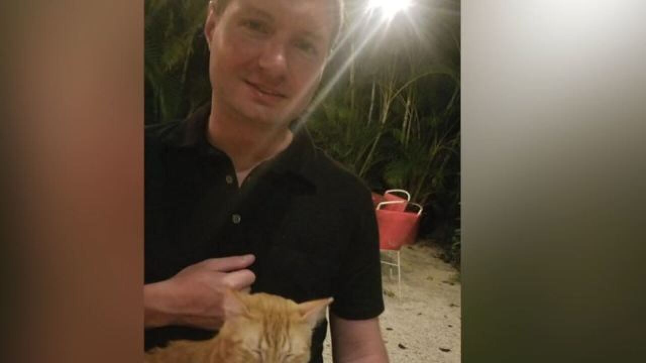 Indy man disappeared leaving cat & car behind