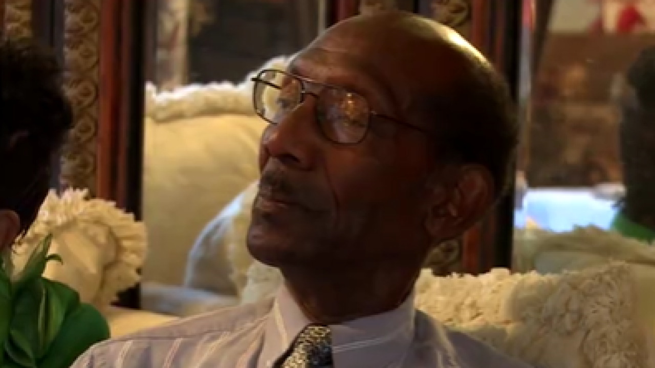 Nearly 90-years-old, pastor continues to change lives in the community