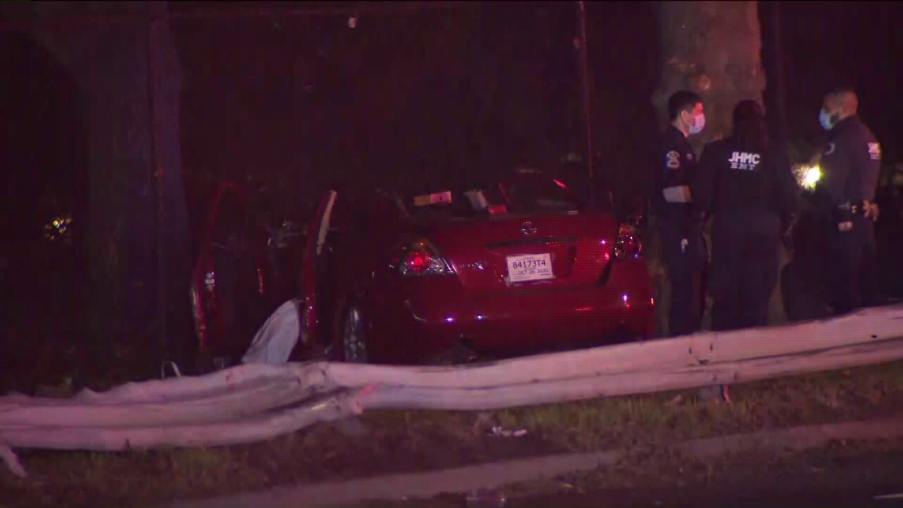3 killed in Queens crash