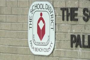 Palm Beach County School District logo