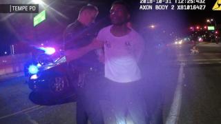 Dravon Ames Tempe arrest