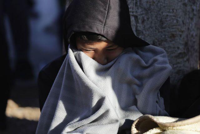 PHOTOS: Migrant caravan arrives in Tijuana