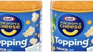 Kraft Is Selling A 1-pound Shaker Of Its Mac And Cheese Powder
