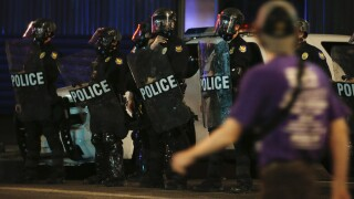 Phoenix police arrested dozens of protesters with copy-and-paste evidence