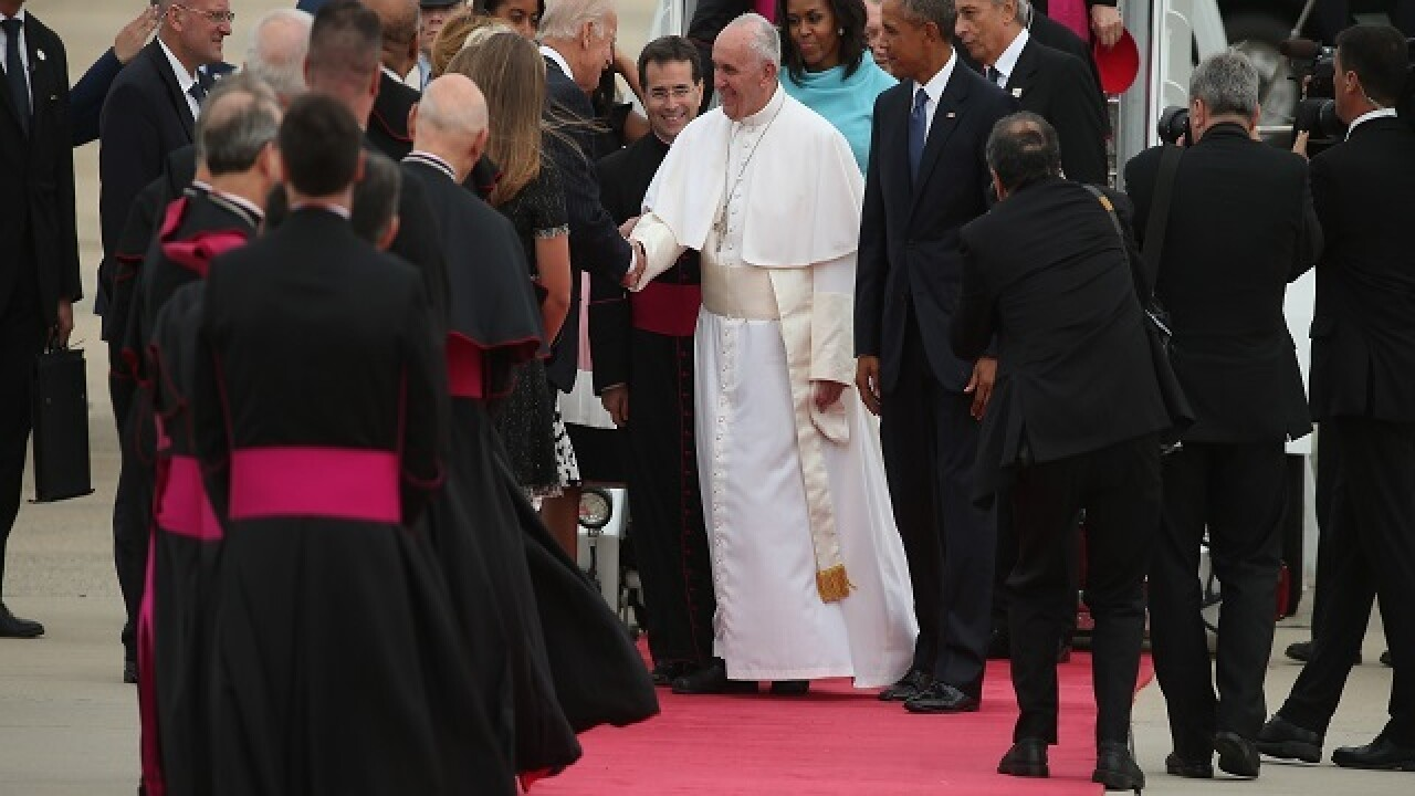 8 things to know as Pope Francis visits the USA