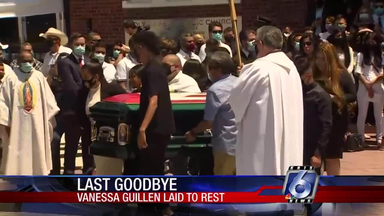 Vanessa-Guillen-burial-Houston