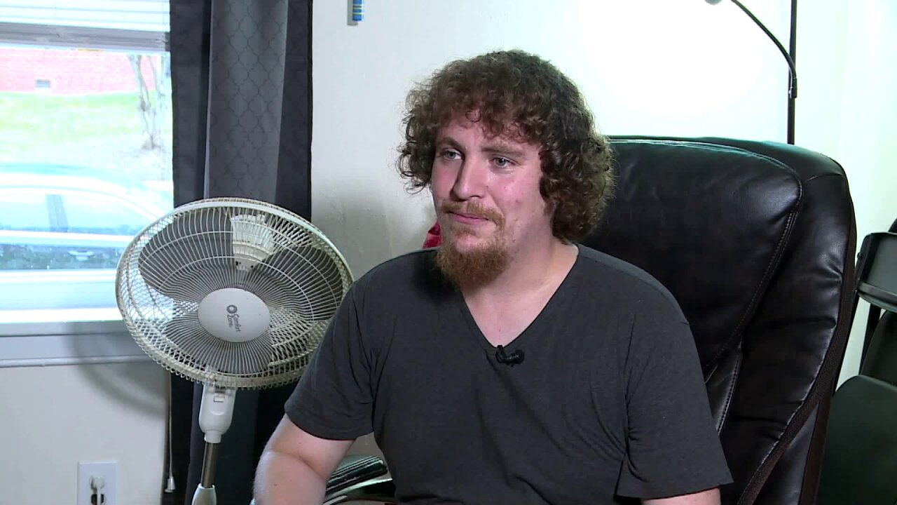 Tenant left in limbo after man believed to be his landlord was evicted from rentalhome