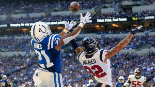 Colts lose to Texans in overtime 37-34