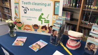 SLO County Public Health launches dental program for children