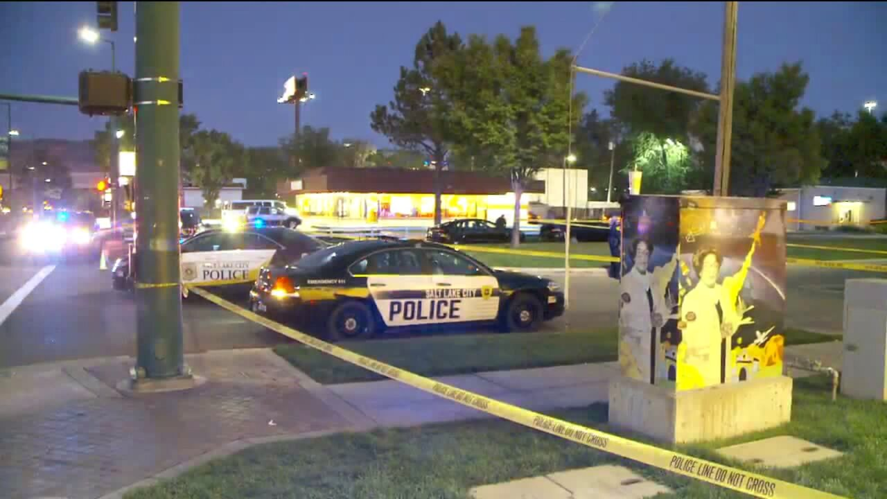 Police identify woman shot and killed near 800 W North Temple; suspect stillat-large