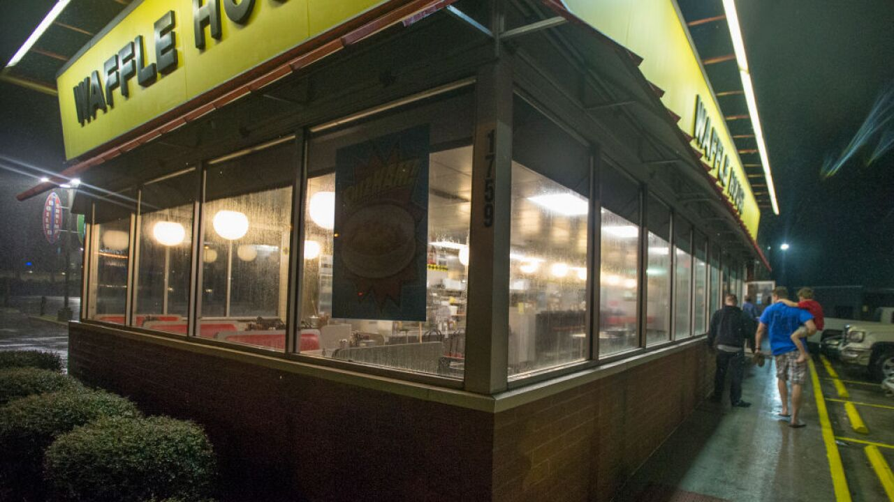 Man who paid for customers' meals shot to death at a Florida Waffle House