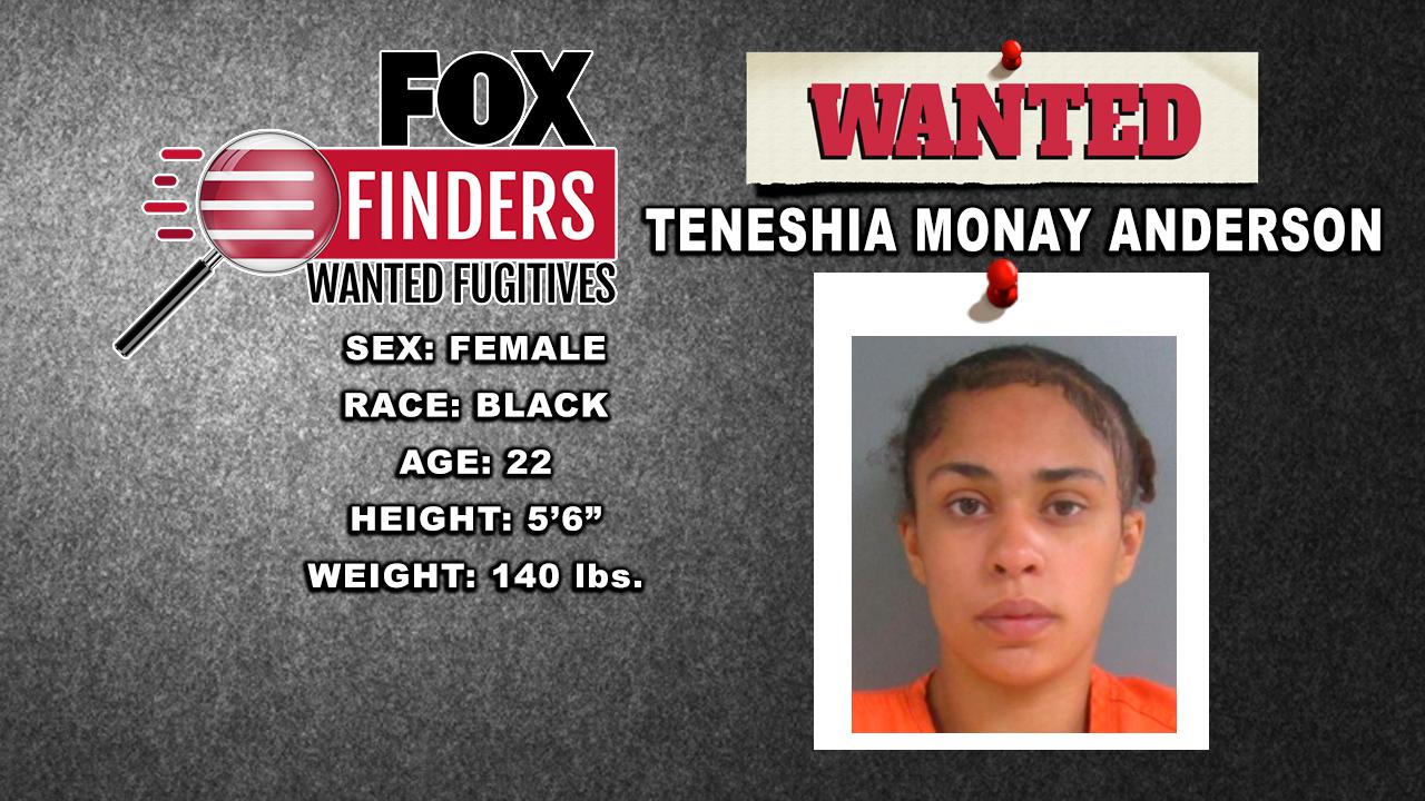 Teneshia Monay Anderson