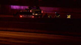 Denver Police investigate fatal auto-ped on I-25 south of Hampden Avenue