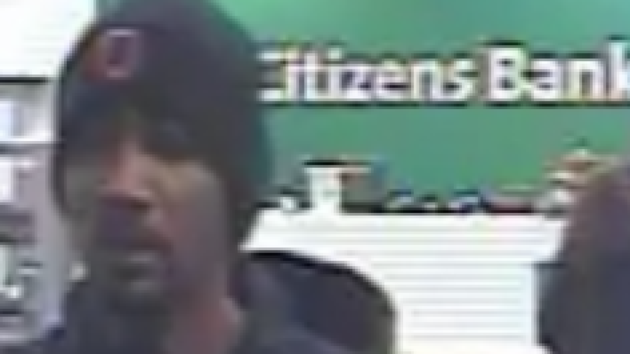 Cleveland robber