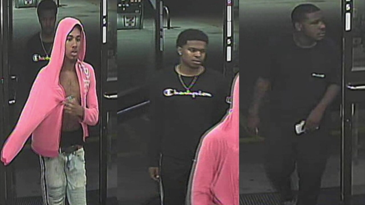 Suffolk Police looking for suspects wanted for credit cardfraud