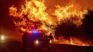 Drought Fire Season