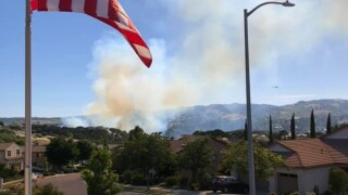 Update: Fires in Paso Robles extinguished by firefighters