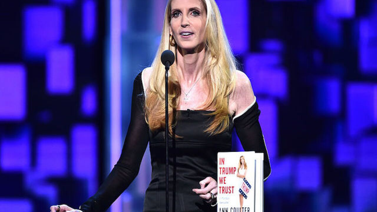 UC Berkeley calls off Ann Coulter's speech; she vows to speak anyway