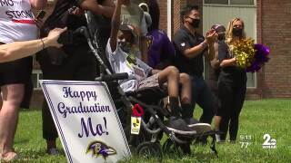 Parade for Mo Gaba, celebration held as Mo heads to high school.jpg