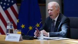 President Joe Biden EU