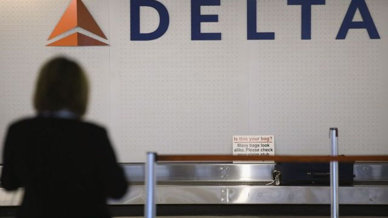 Delta trying to catch up after global shutdown