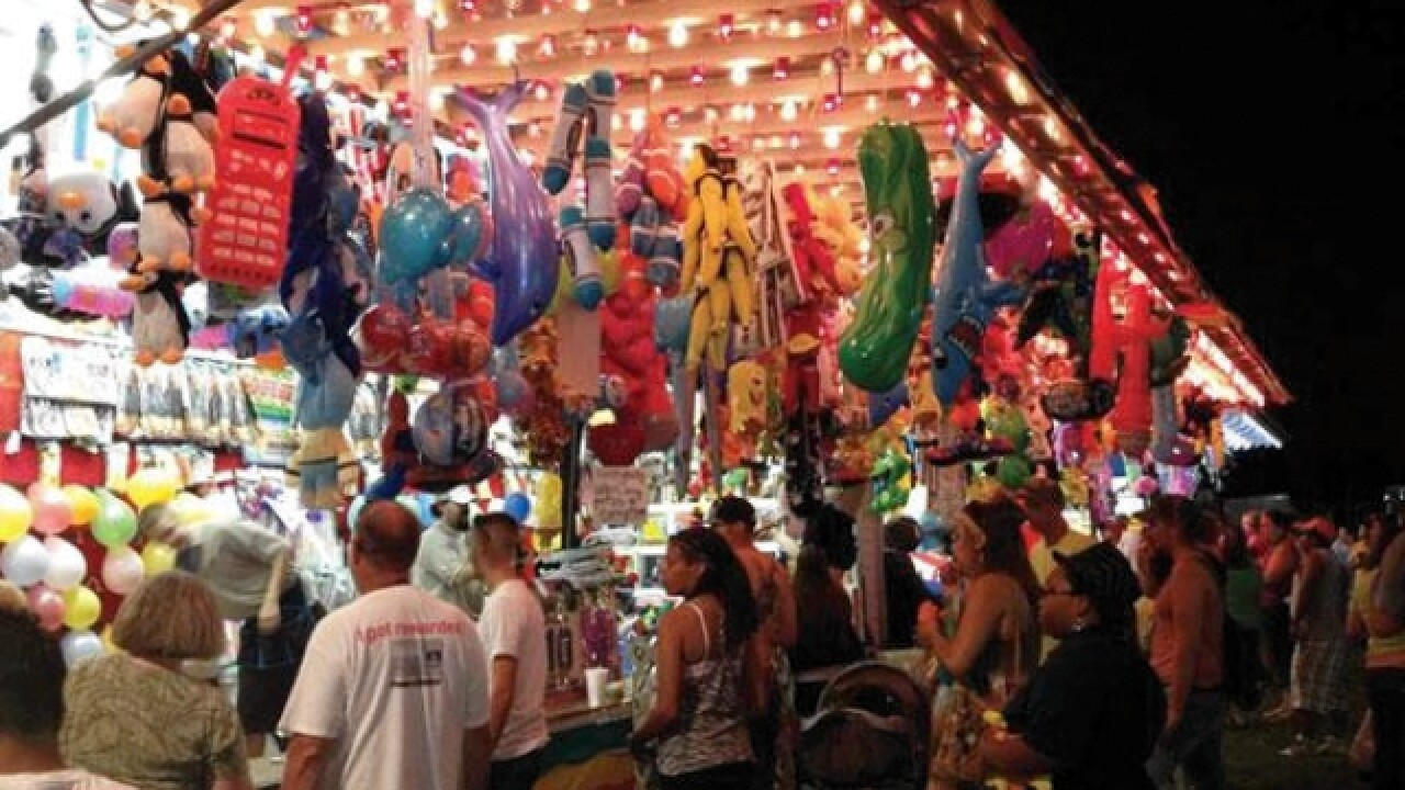 Hamilton Co Fair kicks off with free entry today