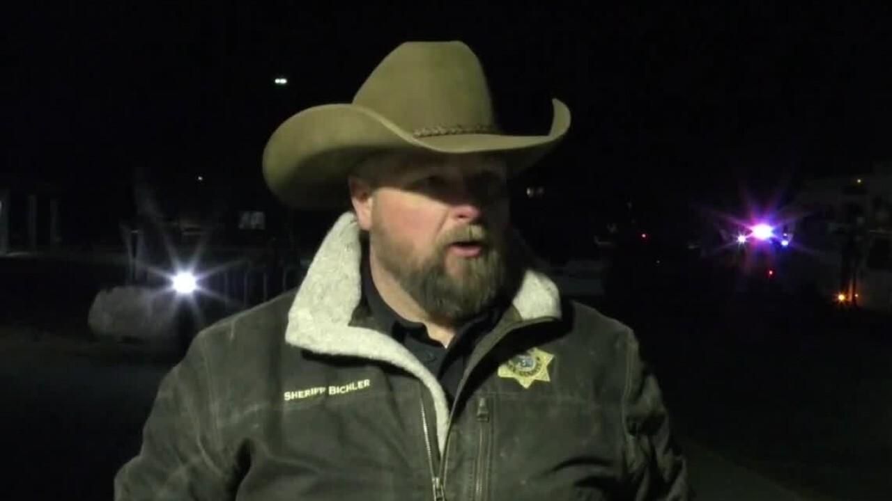Park County Sheriff Brad Bichler