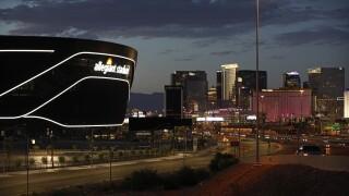 CORRECTION Raiders in Vegas