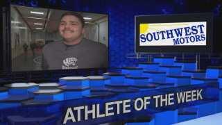KOAA News5 Athlete of the Week: Nate Mesa, Harrison Wrestling