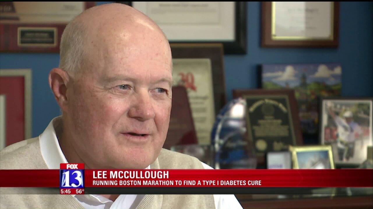 72-year-old Utah man to run in BostonMarathon