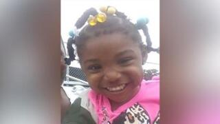 Person of interest in custody in connection with missing 3-year-old girl