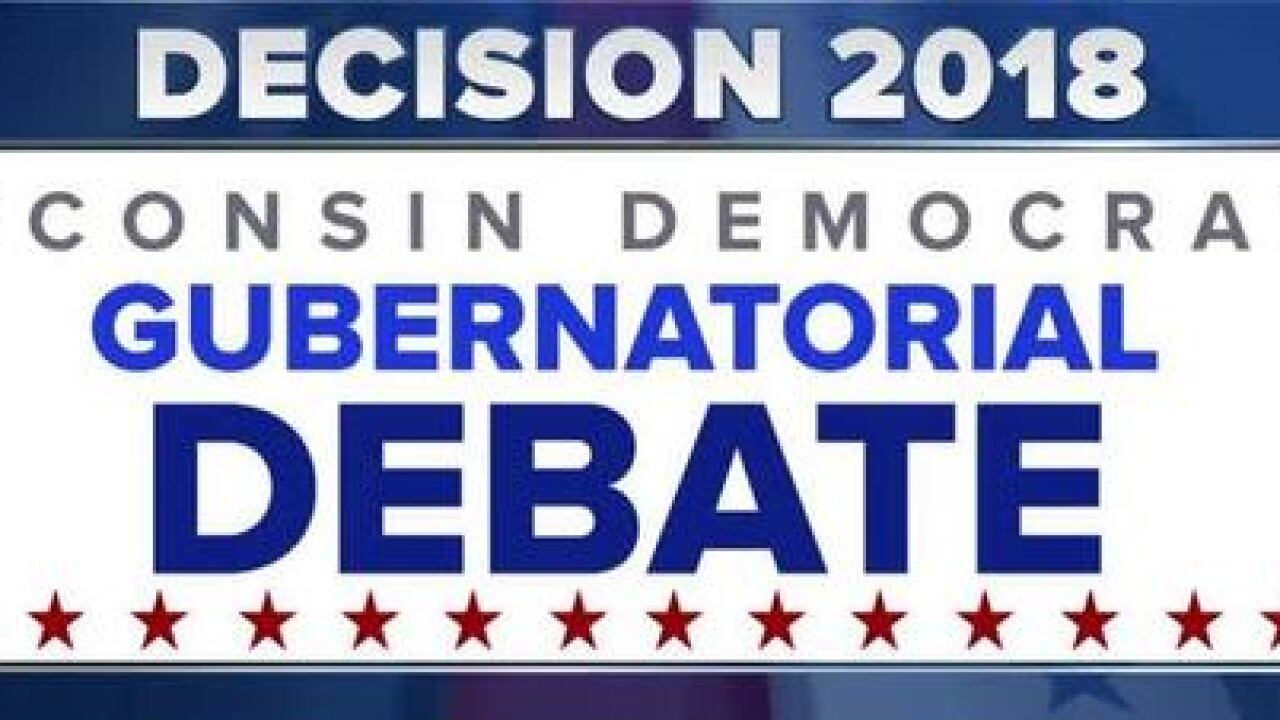 Dem Gubernatorial Debate - watch here