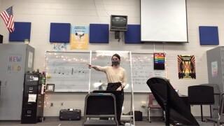 Maya Davis teaching